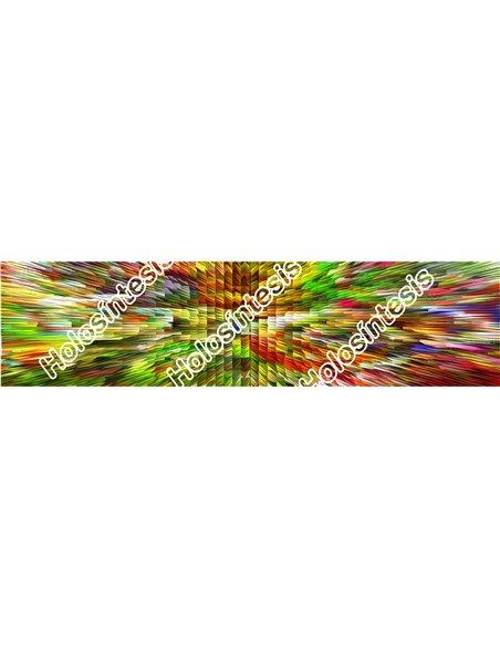 Banda de tela multiusos Viaje alucinante qp