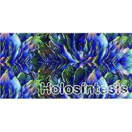 Diadema de tela Ho'oponopono flor
