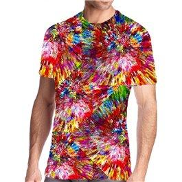 Camisetas técnicas de hombre Agradecimiento & Abundancia