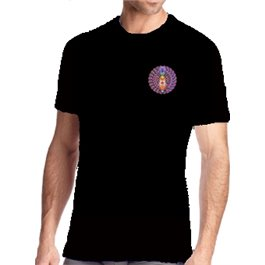 Camisetas técnicas de hombre Meditación