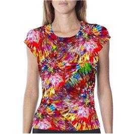Camisetas técnicas de mujer Agradecimiento & Abundancia