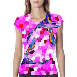 Camisetas técnicas de mujer Energia vital