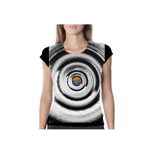 Camisetas técnicas de mujer Materia & espíritu