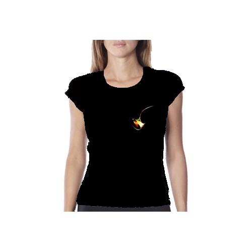 Camisetas técnicas de mujer MyHappyYoga 2019