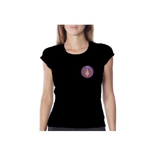 Camisetas técnicas de mujer Meditación