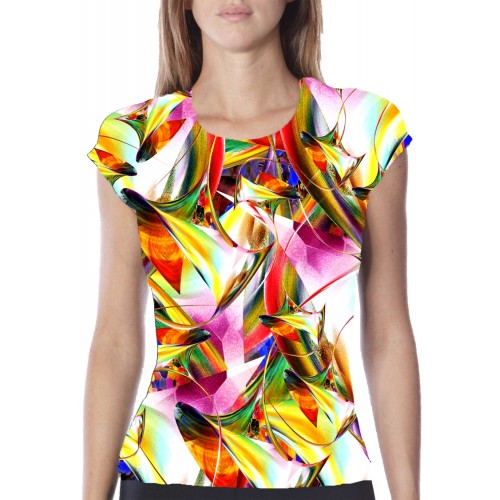 Camisetas técnicas de mujer MyHappyYoga