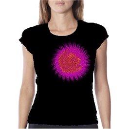 Camisetas técnicas de mujer Alegria de vivir