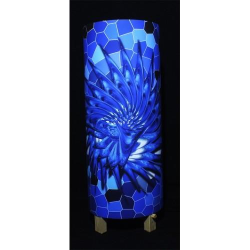 Lámpara mediana Agua vtr 01