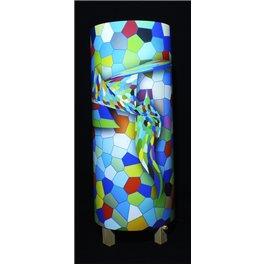Lámpara mediana Gozar de la abundancia vtr 01