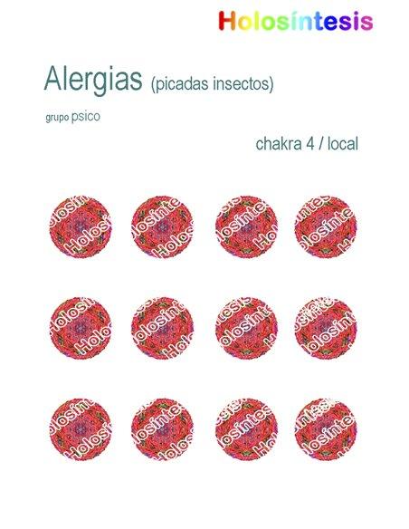 Holopuntos Alergias