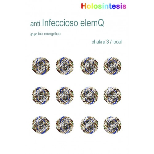 Holopuntos Anti Infeccioso elemQ