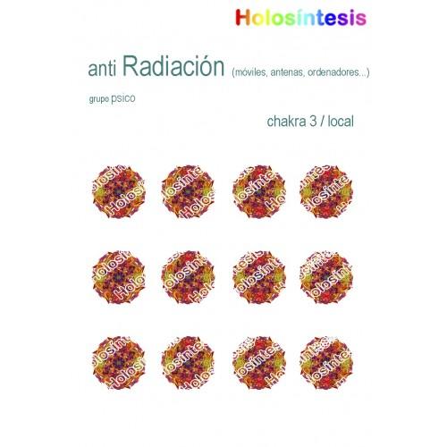 Holopuntos Anti radiación