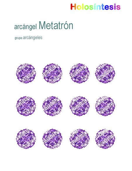 Holopuntos Arcángel  Metatron