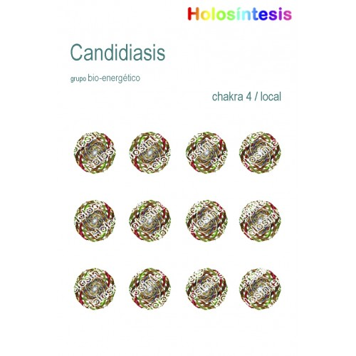 Holopuntos Candidiasis