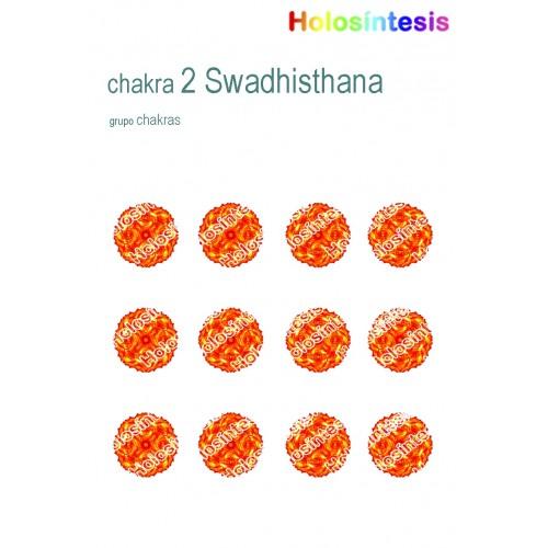 Holopuntos Chakra 2 Swadhisthana