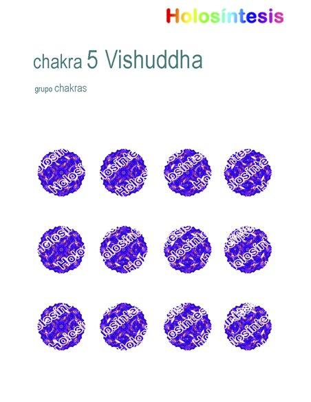 Holopuntos Chakra 5 Vishuddha