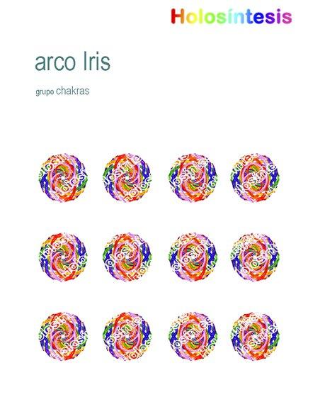 Holopuntos Chakras - Arco Iris