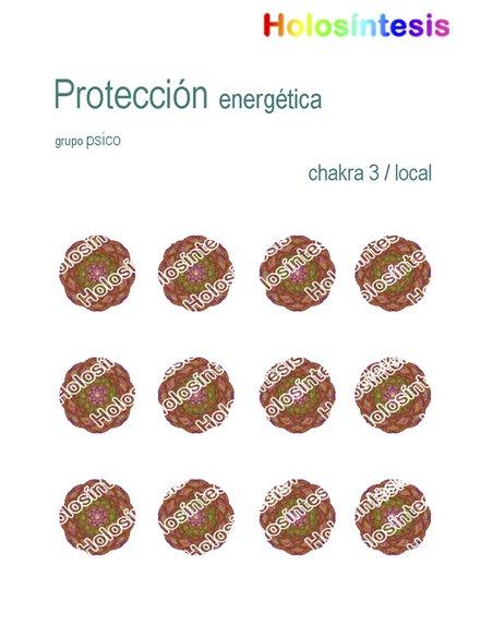 Holopuntos Protección energética