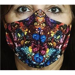 Mascarillas de neopreno reutilizable AJUSTABLE Colors