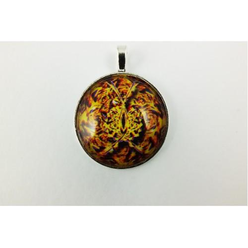 Medallones de metal Arcángel Madre Sofía