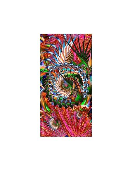 Toallas de microfibra y algodón Campo & pulso magnético