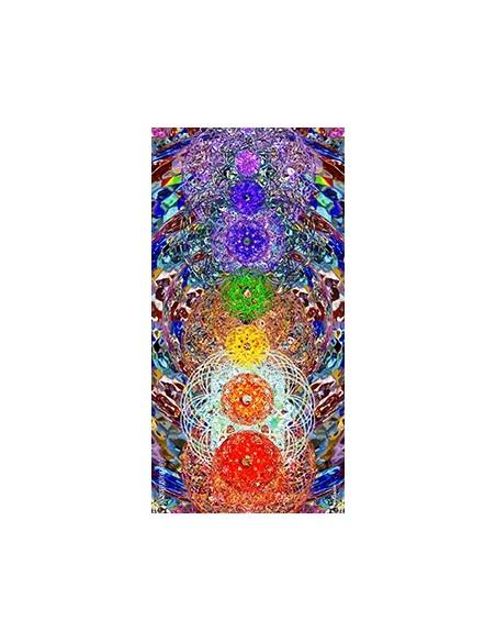 Toallas de microfibra y algodón Meditación