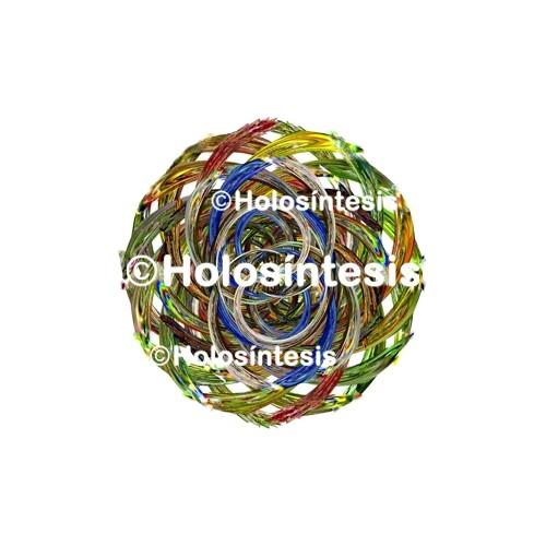 Medallones de resina anti Infeccioso bio