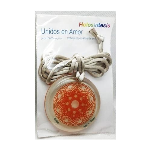 Medallones de resina Unidos en Amor 01