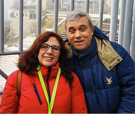 Sobre nosotros - Mercè y Manuel
